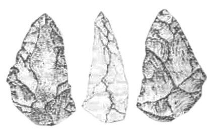 Ашельські рубила з Житомирської стоянки