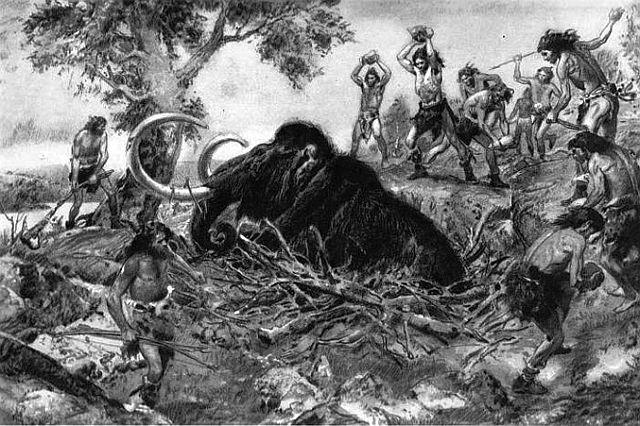 Полювання на мамонта