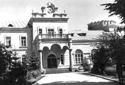 Будинок Б.С.Мєзенцева — штаб 14-ї кавалерійської дивізії