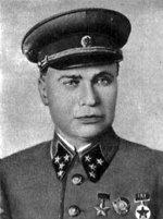 Командувач Київським особим військовим округом, Південно-Західним фронтом генерал-полковник Кирпонос Михайло Петрович (1892–1941)