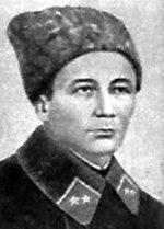 Командувач 5-ю армією генерал-майор Потапов Михайло Іванович (1902–1965)