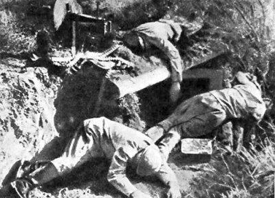 Вони стояли насмерть. Фото 1941 року