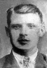 Штепін Петро Петрович (1918–1943), керівник підпільної групи райспоживспілки