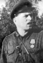 Ареф'єв Костянтин Артемьєвич (1915–1948), командир партизанського загону ім. Молотова