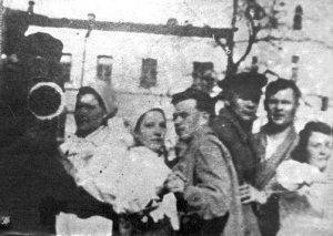 Святкування Дня Перемоги у військовому шпиталі Новограда-Волинського