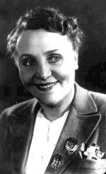 Народна артистка СРСР Наталья Ужвій (1898–1986)