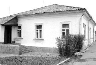 Будинок музичної школи з 1954 року до нинішнього часу. Фото 2006 року