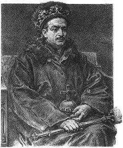 Польський король Казимір ІV Ягеллончик