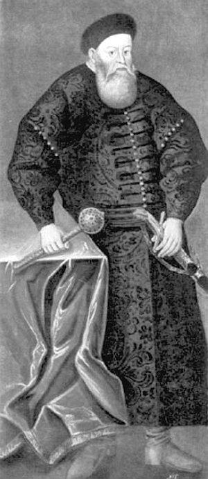 Князь Острозький Костянтин Іванович (1460–1530)
