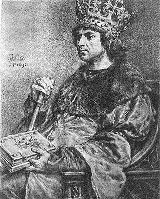 Олександр Ягеллон (1461–1506), великий князь Литовський, король Польщі