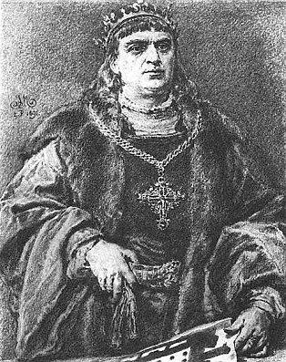 Зигмунт І Старий (1467–1548), князь Литовський, король Польщі