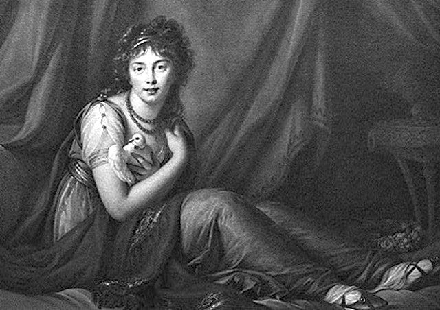 Маріанна Любомирська-Потоцька (1773–1810), остання володарка Звягеля