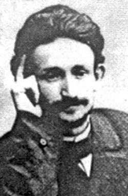 Феєрберг Мордехай Зеєв (1874–1899)