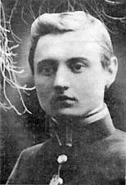 Освальд Бургхардт (Oswald Burghardt) – Юрій Клен (1891–1947)