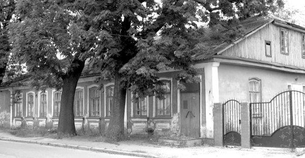 Приміщення, в якому розміщувалася жіноча прогімназія по вул. І. Франка. Фото 2006 р.