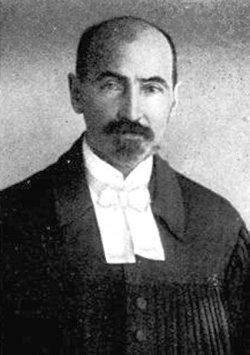 Пастор Рудольф Дерінгер (1869–1964)