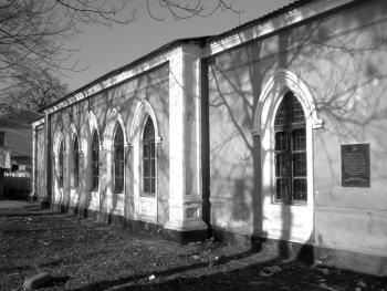 Головний будинок комплексу поштової станції у м. Новоград-Волинський. Фото 2006 р.