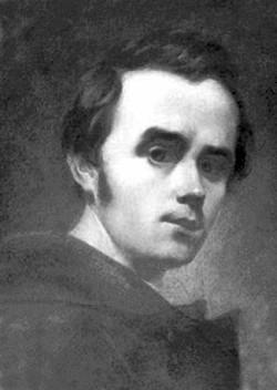 Тарас Григорович Шевченко (1814–1861), автопортрет 1848 року