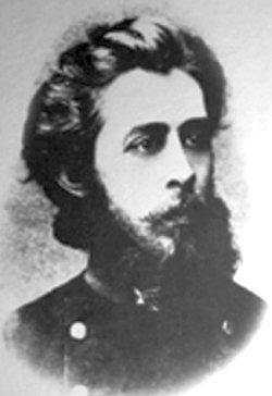 Студент Михайло Петрович Косач у м. Тарту
