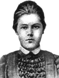 Оксана Петрівна Косач-Шимановська, (1882–1975)