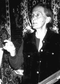Ольга Борисова-Сергіів (1914–2001)