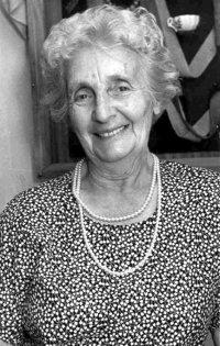 Наталія Світозарівна Драгоманова-Бартаї. Фото 1999 року