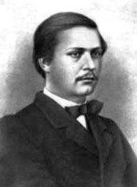 Микола Віталійович Лисенко (1842–1912). Фото 1865 р.