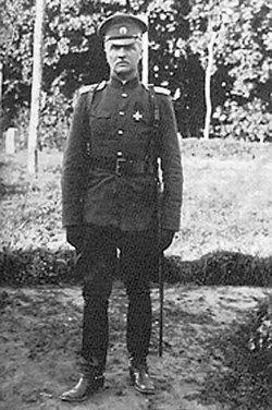 Павло Скоропадський у 1917 році