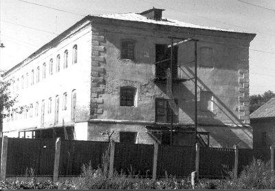 Приміщення в'язниці (сучасний вигляд). Фото початку 2000-х років