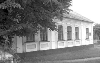 Приміщення, в якому у 20-ті роки ХХ ст. розміщувалася німецька трудова школа. Фото поч. 2000-х років