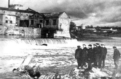Електростанція, влаштована на базі млина І.І.Селіванова