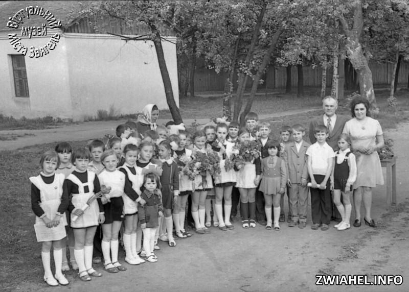 Школа №5: філіал – урочиста лінійка